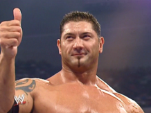 Batista thumbs up