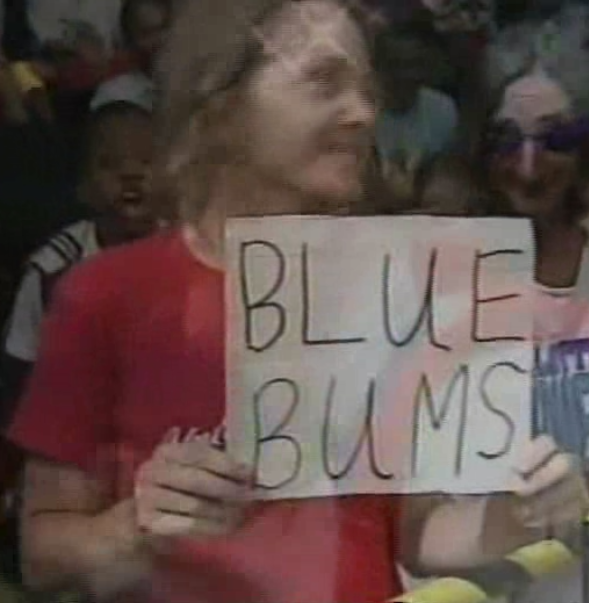 bluebums